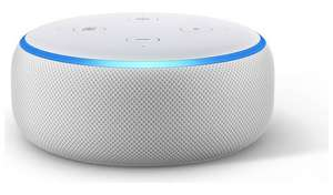 Echo Dot (3rd Gen) - Smart speaker with Alexa (All Colours) - £24.99 @ Argos (Free Click & Collect)