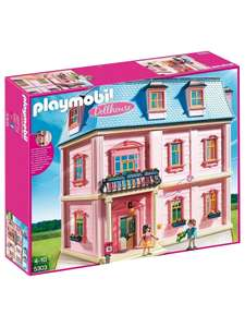 Playmobil 5303 Deluxe Dollhouse with Working Doorbell £62.50 @ John Lewis & Partners