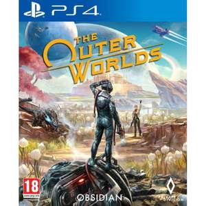 The Outer Worlds [PS4] for £26.55 With Code Delivered @ The Game Collection