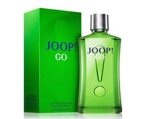 Joop! Go! For Him 200ml. £26.95 (Free delivery) @ allbeauty
