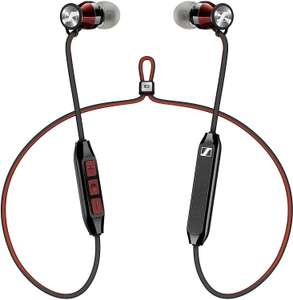 Sennheiser Momentum Free Special Edition, Wireless Bluetooth Headphones, Black and Red £69.99 @ Amazon