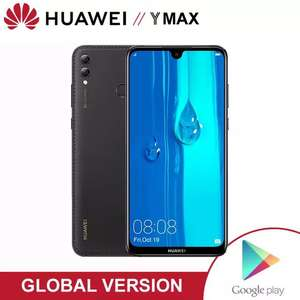 "Huawei Y MAX GLOBAL VERSION 4GB 128GB 7.12"" FullView Display 5000 mAh Battery Snapdragon 660 £136.68 @ HW Authorized Store/Aliexpress"