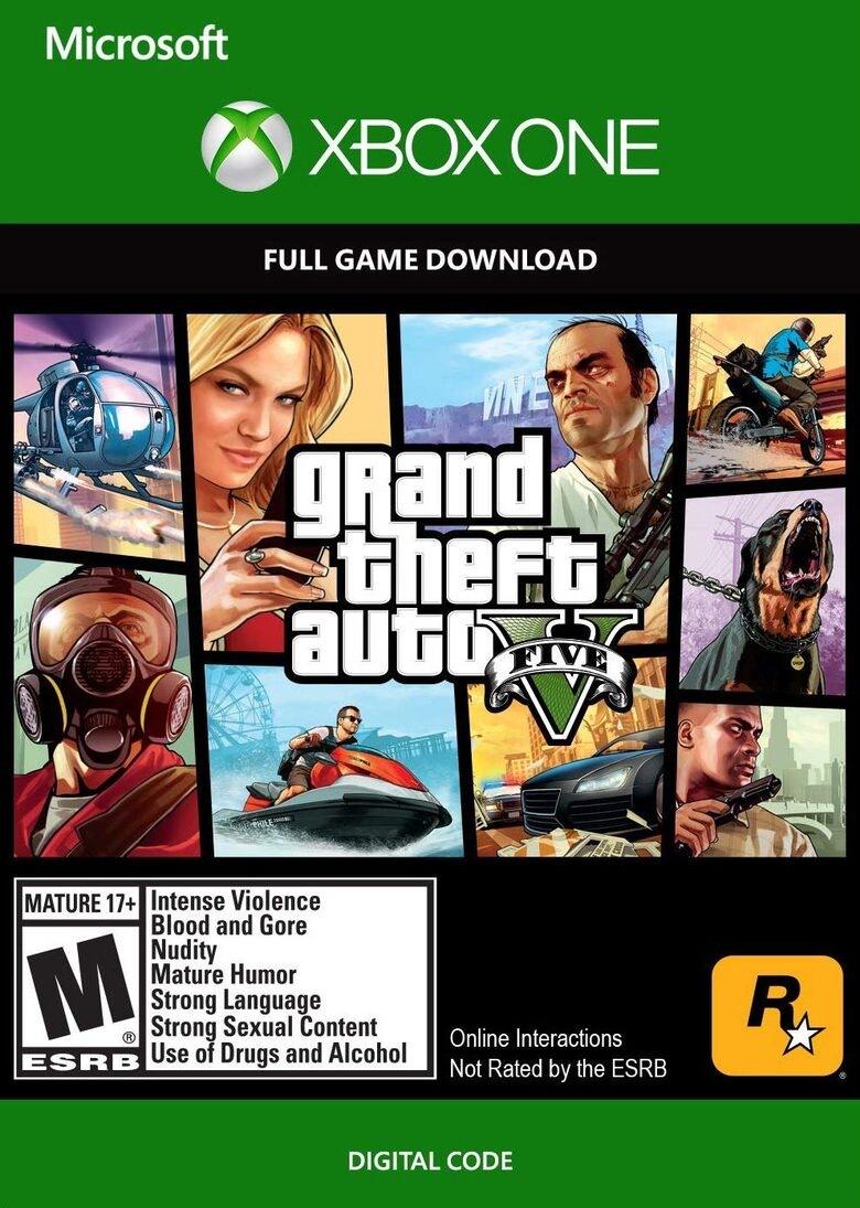 Grand Theft Auto V Xbox One £9.80 using code @ Eneba / Best-Pick using code