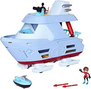 Incredibles 2 Hydrofoil Adventure Playset £11.99 @ Amazon (+£4.49 Non-prime)