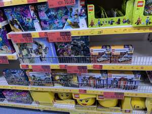 Lego Overwatch (and others) Reduced at B&M (Crewe)