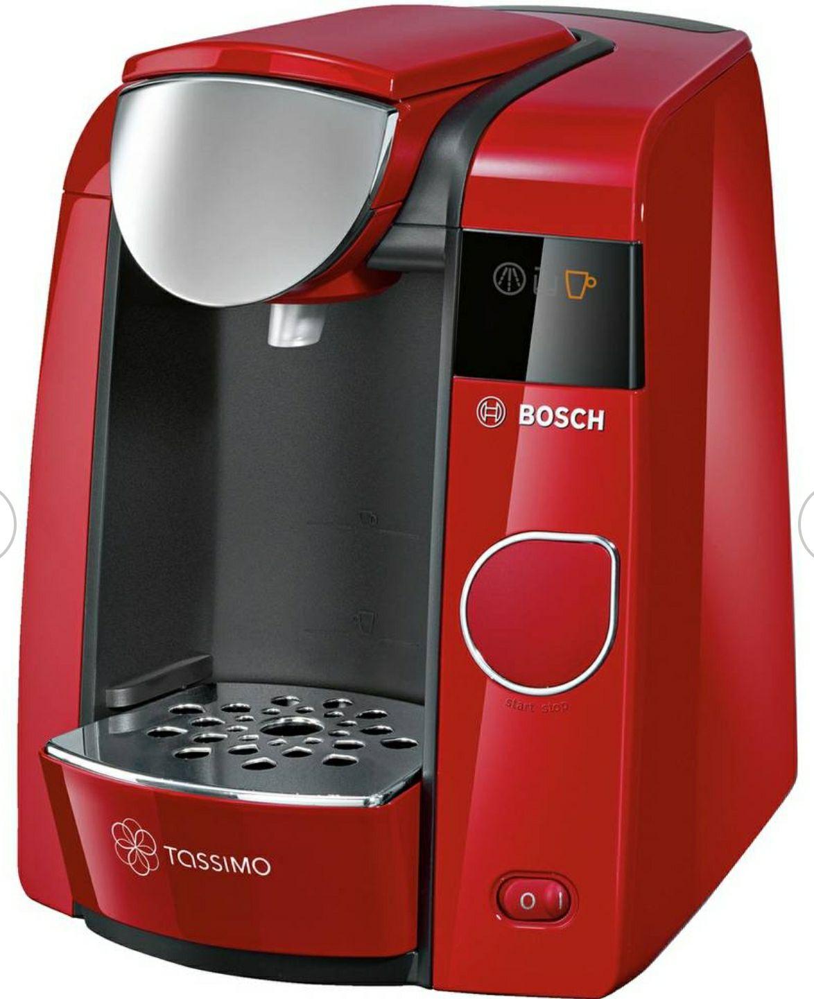 Tassimo by Bosch Joy Pod Coffee Machine - Red £34.99 @ Argos