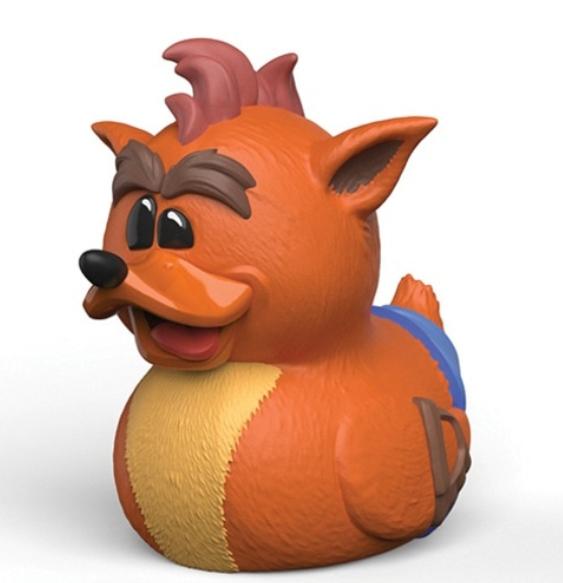Crash Bandicoot Crash TUBBZ Cosplaying Duck Collectible £5 at Smyths Toys