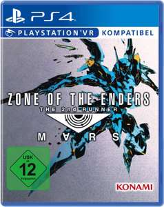 Zone Of The Enders 2nd Runner: Mars (PS4) £7.75 @ Amazon (+£4.49 Non-prime)
