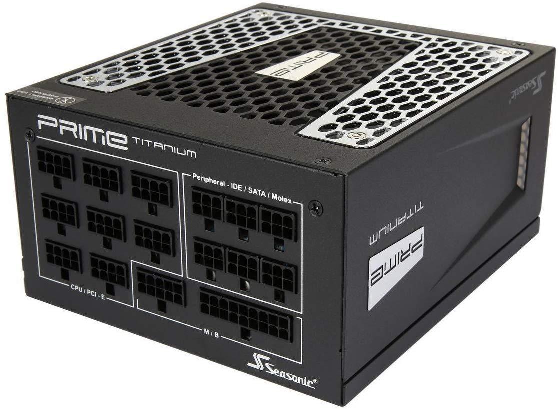 Seasonic PRIME Ultra Titanium SSR-1000TR 1000W Power Supply Pre-order £159.95 @ Amazon