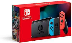 Nintendo Switch Console- Neon Red and Blue- V2 £279 at Currys PC World