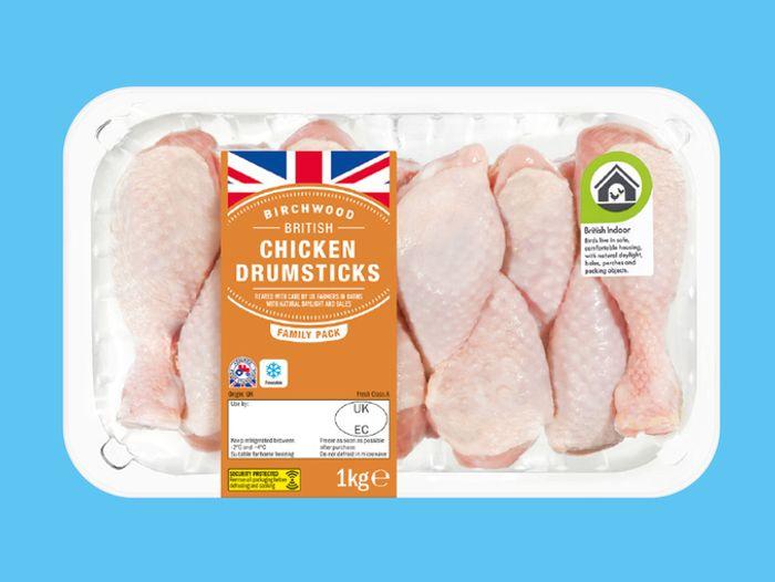Chicken Drumsticks £1.19 @ Lidl
