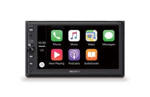 Car Stereo - 6.4 inch Media Receiver with Bluetooth, CarPlay and Android Auto - Sony £209.31Amazon