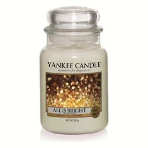 50% Off Selected Yankee Candles at Yankee Candle Shop