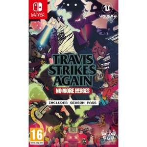 Travis Strikes Again. No More Heros £14.95 at The Game Collection