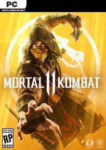 [Steam] Mortal Kombat 11 (PC) - £14.39 / Premium Edition - £18.99 @ CDKeys
