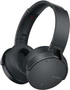 Sony MDR-XB950N1 Wireless Noise Cancelling Extrabass Headphones (NFC, Bluetooth, foldable) black £89.19 at Amazon Germany