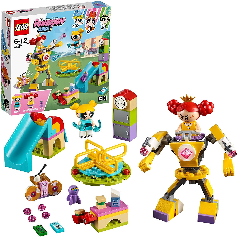 LEGO 41287 Powerpuff Girls Playground Showdown now £10.79 (Prime) / £15.28 (non Prime) at Amazon