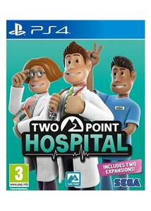 Two Point Hospital PS4 preorder £26.85 @ Base