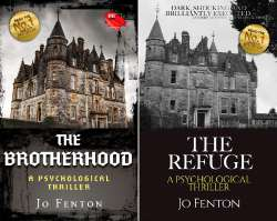 NO.1 Amazon Best Selling Thrillers - The Brotherhood (The Abbey Book 1) & The Refuge (The Abbey Book 2) Kindle Edition - Free @ Amazon