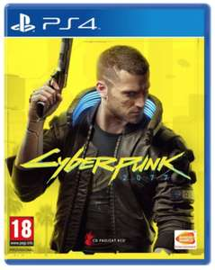 Cyberpunk 2077 [PS4 and Xbox] - £42.70 delivered using code @ The Game Collection