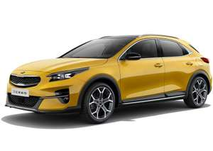 Kia XCeed lease £136.39/month + £276 processing fee with no deposit for 24 months = £3549.36 total @ Yes Lease
