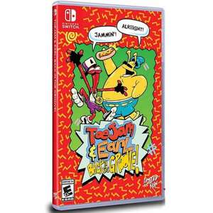 ToeJam & Earl: Back in the Groove £7.89 at Nintendo Shop (Nintendo Switch)