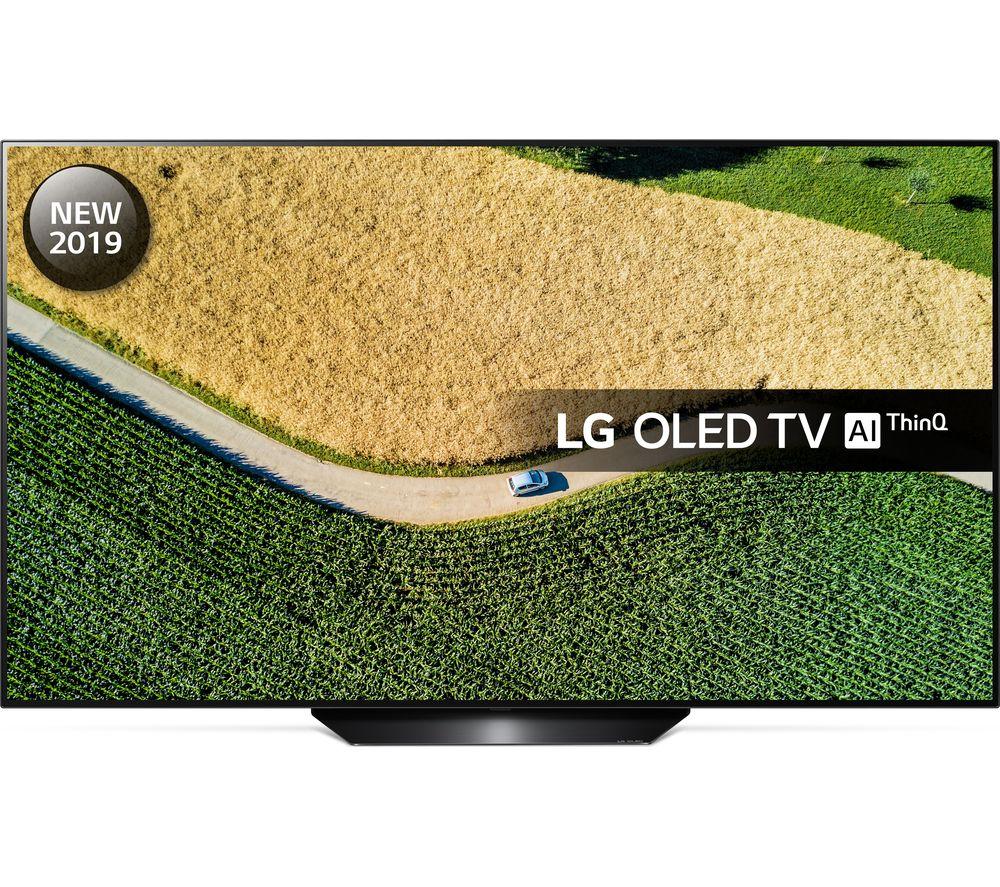 """LG OLED55B9PLA 55"""" 4K Ultra HD HDR Smart OLED TV - £999 using code @ PRC Direct"""