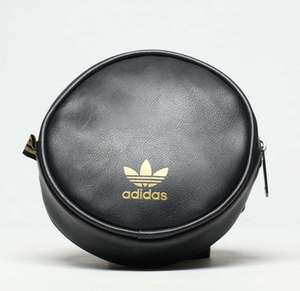 Adidas Round Waist bag now £9.99 @ Schuh Free Click & Collect or £3 Postage