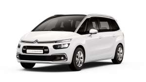 Citroen Grand C4 Space Tourer £1800 down and £74.39 a month / £2918.29 total @ Yes Lease