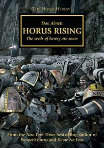 Warhammer 40,000 Horus Heresy Kindle Books 1-3 - £1.99 Each @ Amazon
