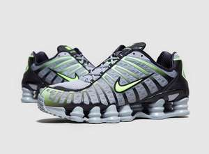 Nike Shox TL trainers Now £72 with code sizes 6, 8, 9, 9.5, 10.5 @ Size? Free delivery