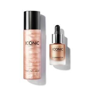 Glow Bundle £33.80 @ Iconic London