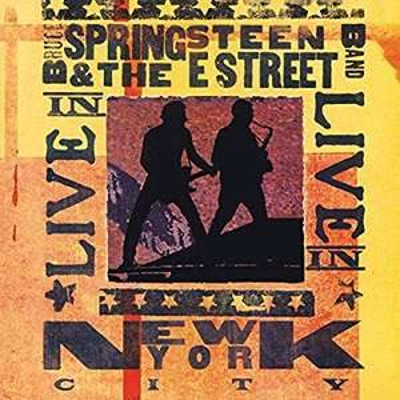 Bruce Springsteen- Live in New York City vinyl - £23.99 @ Amazon