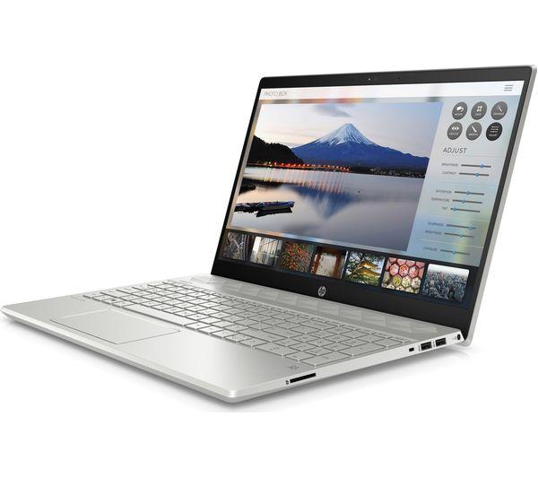 """HP Pavilion 15-cw1598sa 15.6"""" AMD Ryzen 7 Laptop - 512 GB SSD, Silver - £799 @ Currys PC World"""