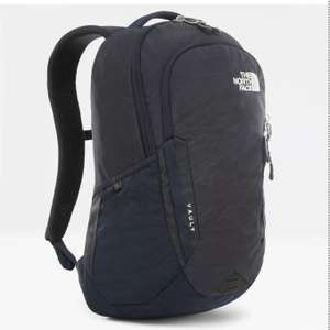 The North Face - Vault Backpack (only urban navy light heather\TNF white) £36 @ North Face