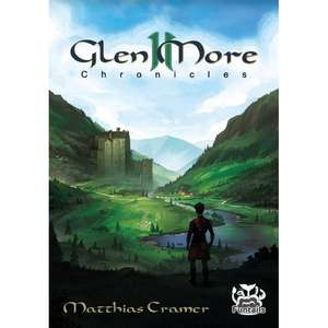 Glen More II: Chronicles Board Game £48.95 with code @ Chaos Cards