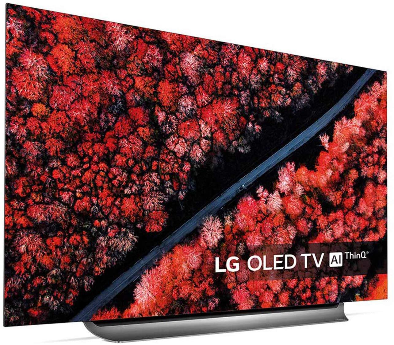 "LG OLED65C9PLA 65"" 4K Ultra HD HDR Smart OLED TV - £1999 using code @ PRC Direct + Free 2 4k Blu-ray Dics + Free Sky Q for 18 months"