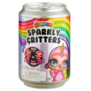 Poopsie Sparkly Critters instore at Tesco cardiff pengam green store for £6... NOW £3.75