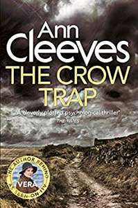 8 Ann Cleeves Vera Stanhope Books Kindle Editions 99p EACH @ Amazon (Indivdual Links in Descrition)