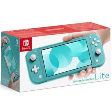 Nintendo Switch Lite Turquoise/Grey/Yellow £159 @ Coolshop