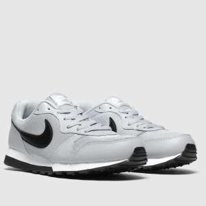 Nike light grey md runner 2 kids trainers now £20.99 free click and collect at Schuh