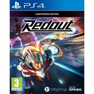 Redout: Lightspeed Edition - [PS4] for £6.50 Delivered @ Coolshop