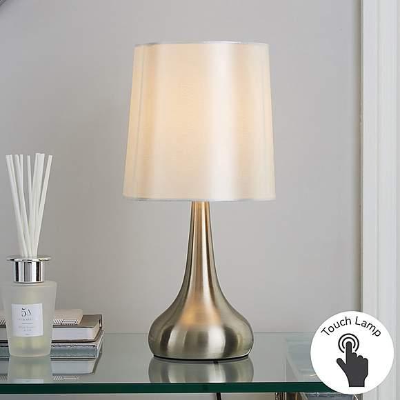 Rimini Touch Lamp £6.40 @ Dunelm (free C&C)