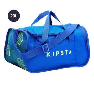 Kipsta 20L team sports bag Kipocket at Decathlon for £3.99 (free C&C) Ryanair friendly 40cm x 25 cm X 20cm