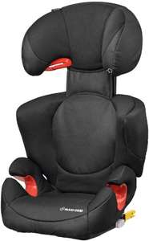 Maxi-Cosi Rodi XP FIX Child Car Seat, ISOFIX Booster Car Seat, Lightweight, 3.5-12 Years, 15-36 kg, Night Black £75 at Amazon