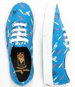 Womens Vans X Vivienne Westwood trainers now £26 sizes 3.5 up to 6 @ Zalando Free Delivery