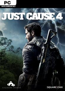 [Steam] Just Cause 4 + DLC (PC) - £5.99 @ CDKeys