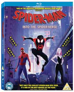 Spider-Man - Into the Spider-verse [Blu-ray] £5.25 using code BLUEME25 @ Zoom.co.uk