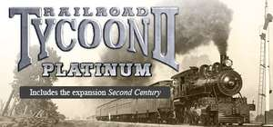 Railroad Tycoon 2 Platinum (PC) 74p or RailRoad Tycoon Collection £2.49 @ Steam