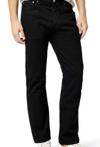 Levi's Original Men's 501 Black only £21.00 *PLEASE CHECK ALL LINKS FOR SIZES* @ Amazon